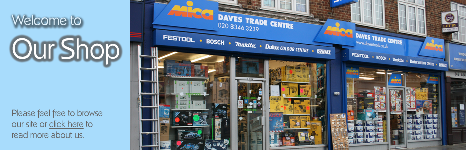 Daves Trade Centre Mica Hardware